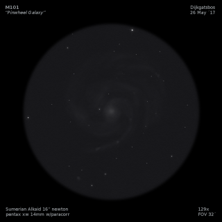 M101 unlabeled